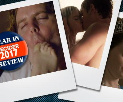 """10 Sexiest """"SFW"""" TV Moments Of The Year: The Dirtiest Moments That Are SOMEHOW Okay For Work"""