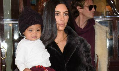 Saint West Singing Kylie Jenner Happy Birthday Is the Only Video You Need to Watch Today!