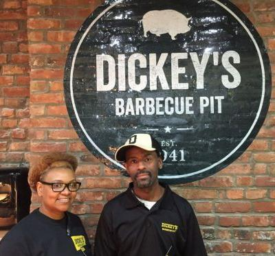 Barbecue Expert Brings Dickey's Texas-Style Barbecue to Brooklyn