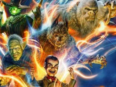 Prepare for the Haunted Halloween in New Goosebumps 2 Clips