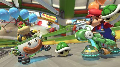 NPD: Mario Kart 8 Races To The Top Of The April Sales Chart