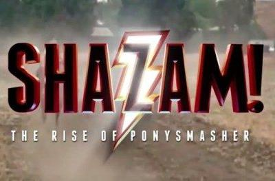 Fake Shazam Trailer Arrives for April Fools' Day and