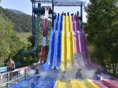 Penang theme park to welcome world's longest water slide