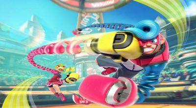 Some Switch games won't force motion controls, including Arms