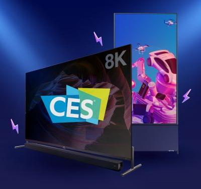 The 6 best TVs we saw at CES 2020 - from 8K OLEDs to a TV that can rotate like a smartphone
