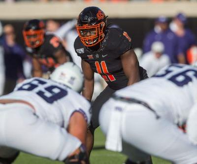 Oklahoma State linebacker Amen Ogbongbemiga tests positive for COVID-19 after attending protest