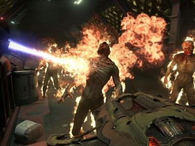 """DOOM Eternal Will Not """"Sacrifice the Experience"""" By Running At Only 30 FPS On the Switch"""