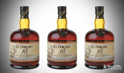 The Rum that's soon to be gone: El Dorado 15 Year
