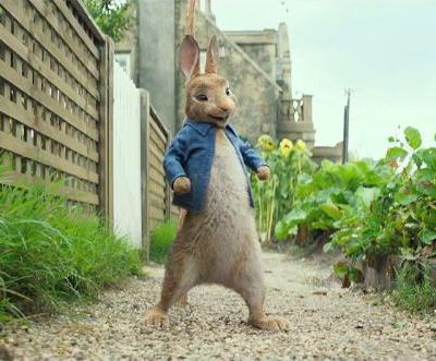 The Peter Rabbit International Trailer is Here