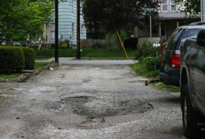City lays financial foundation for $12 million road project