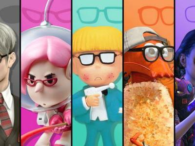 Super Smash Bros. Has an event this week all about characters with glasses