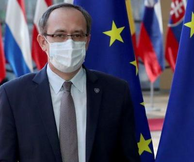 Prime minister of Kosovo tests positive for Covid-19