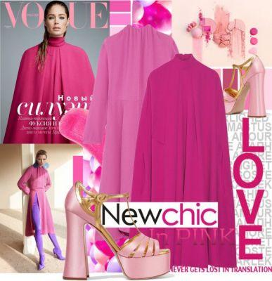S/S 2017: New Chic in Pink