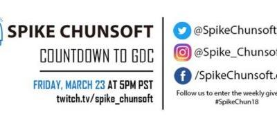 Spike Chunsoft's Western Branch Announcing Four New Titles During GDC in March