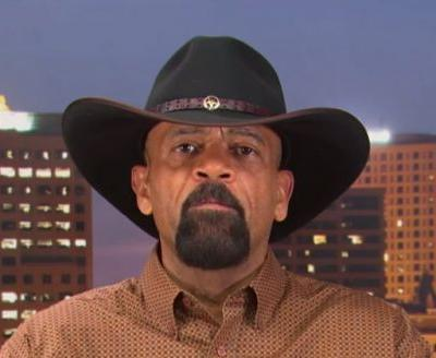 Ex-Sheriff Clarke Suggests Parkland Shooting Survivors Are 'GEORGE SOROS' Operatives
