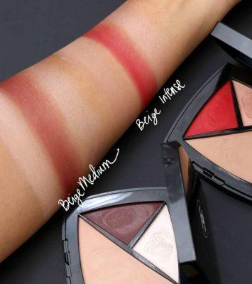 Chanel Palette Essentielle: Fab, Facile Face Palettes for Dewy, Fresh-Faced Looks