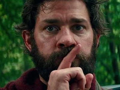 Turns Out John Krasinski Had A Second Role In A Quiet Place