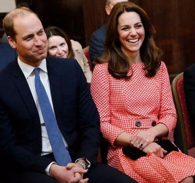 Prince William and Kate Middleton revealed their favorite takeout orders, and they're surprisingly relatable
