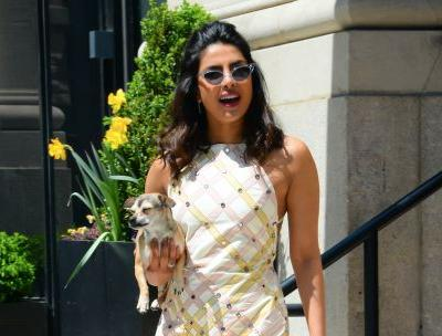 Priyanka Chopra, Queen Of Being Relatable, Even Has A Wedding Registry For Her Dog