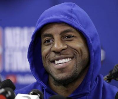 Andre Iguodala of the Golden State Warriors to miss Game 1 of NBA Finals
