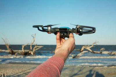 DJI's Spark is a $500 mini drone designed for easy flying