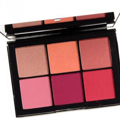 NARS Wanted Vol. II NARSissist Cheek Palette Review, Photos, Swatches