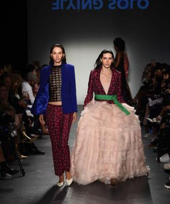 Flying Solo's NYFW Runway Showcased 60+ Ready-to-Wear and Couture Designers