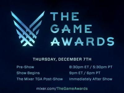 Watch The Game Awards 2017 right here
