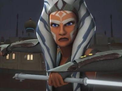 Star Wars Rebels Showrunner Talks Ahsoka's Return And The World Between Worlds