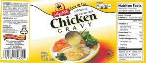 Bulging cans spur Aunt Kitty's to recall 10,805 pounds of gravy