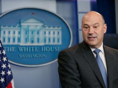 Gary Cohn's teacher once told his parents he'd be lucky to be a truck driver - and now the Trump adviser and Goldman boss is worth $266 million