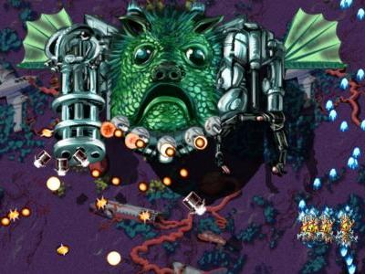 Xbox Live Indie Games Classic Shoot 1UP Coming to Switch in Two Weeks
