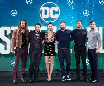 Justice League Press Conference: Watch the Whole Team in New Videos