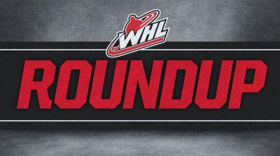 WHL Roundup: Matthew Phillips's hat trick leads Royals over Oil Kings