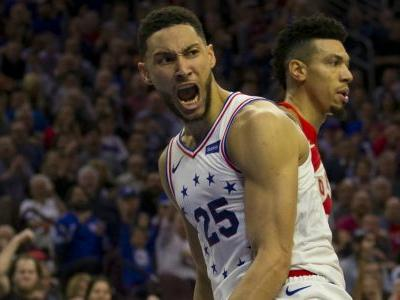 NBA playoffs 2019: Brett Brown hails 'excellent' Ben Simmons after 76ers win