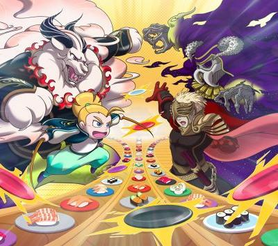 Sushi Striker: The Way of Sushido Hands-on Preview