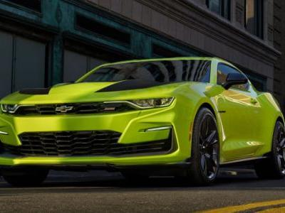 The 2019 Chevrolet Camaro Will Bring Life Back to Our Boring Streets in Highlighter Yellow