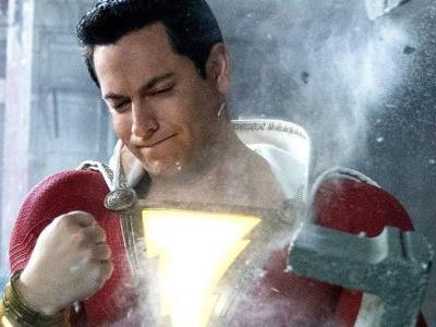 Shazam Must Save His Foster Family in Supercharged TV Spot