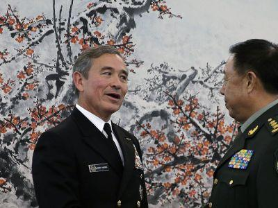 'If it flies, it will die': Pacific commander says the US can knock down anything North Korea fires
