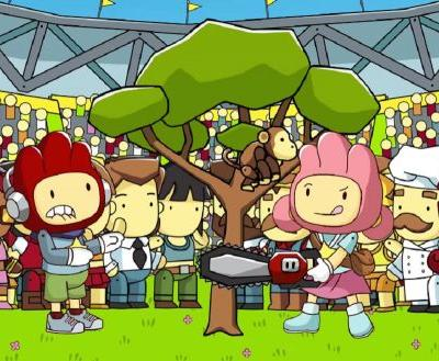 Scribblenauts Showdown finally confirmed for PS4, Xbox One and Switch
