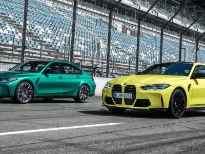 You Can Now Spend Over £100k On A BMW M3/M4 Competition