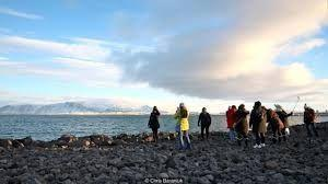 Iceland struggling with major influx of tourists