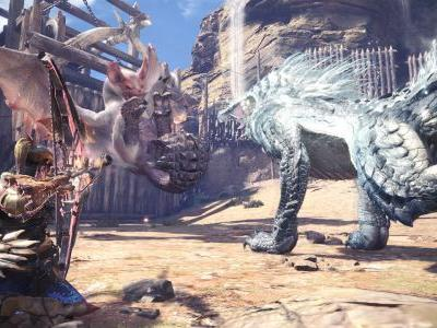 Monster Hunter World Free Trial Coming on December 11th for Consoles