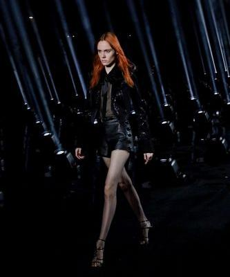 Wong Kar-wai collaborated with Saint Laurent on a new film