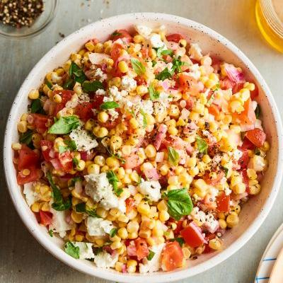 The Fresh Corn Salad Everyone Will Devour at the Potluck