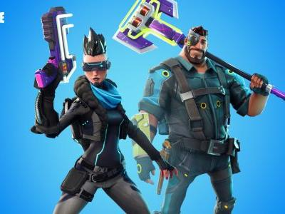 Get double XP in Fortnite Battle Royale this weekend