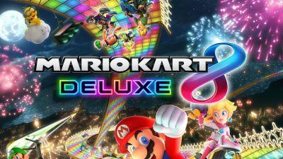 Mario Kart 8 Deluxe Will Not Feature New Race Tracks