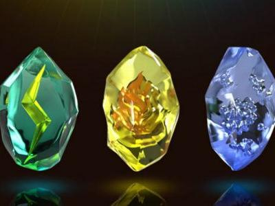 These Pokemon Evolutionary Stone replicas put the recent Infinity Stones to shame