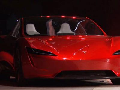 Tesla Shocks Us With New 2020 Roadster, Does 0-60 In 1.9 Sec!