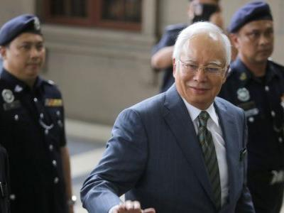 Malaysia's ex-PM Najib charged with more corruption counts